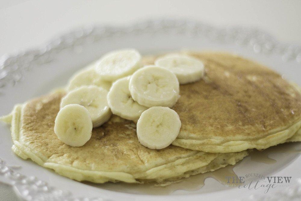 my favorite pancake recipe?