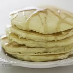 My Favorite Fluffy Buttermilk Pancake Recipe