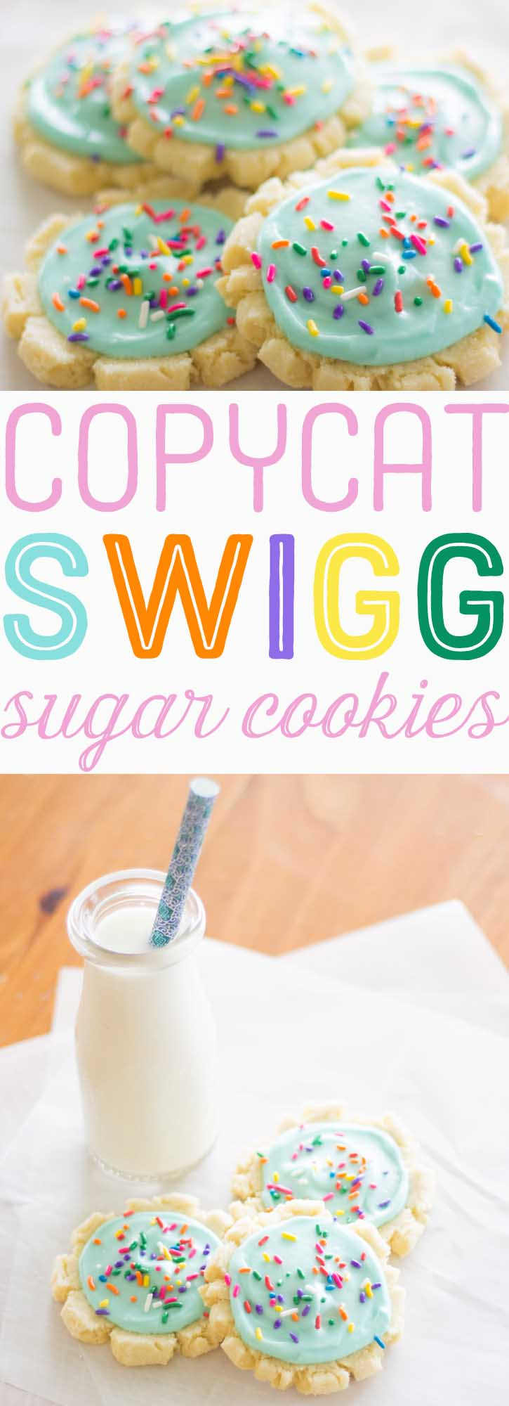 Swigg Sugar Cookies-Copycat Recipe