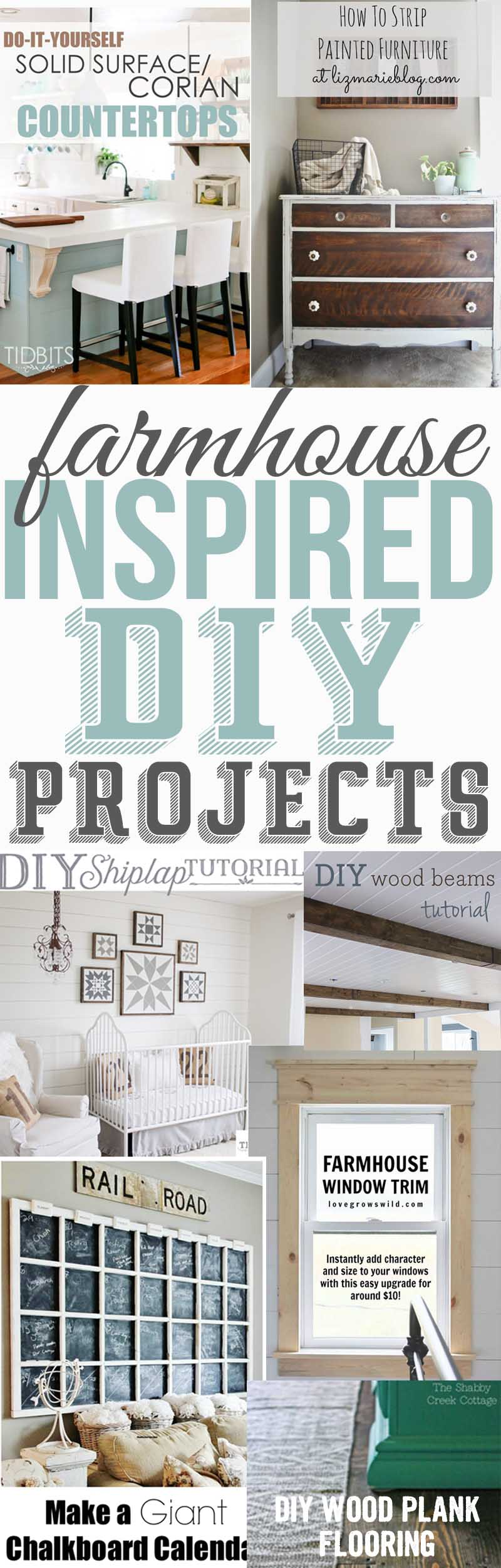 Diy farmhouse inspired projects the mountain view cottage favorite must have tools for diy solutioingenieria Gallery