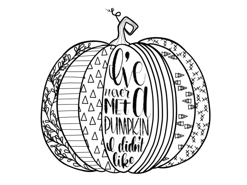 26 Free Fall Printables For Your Home