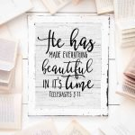 Free Farmhouse Scripture Printables