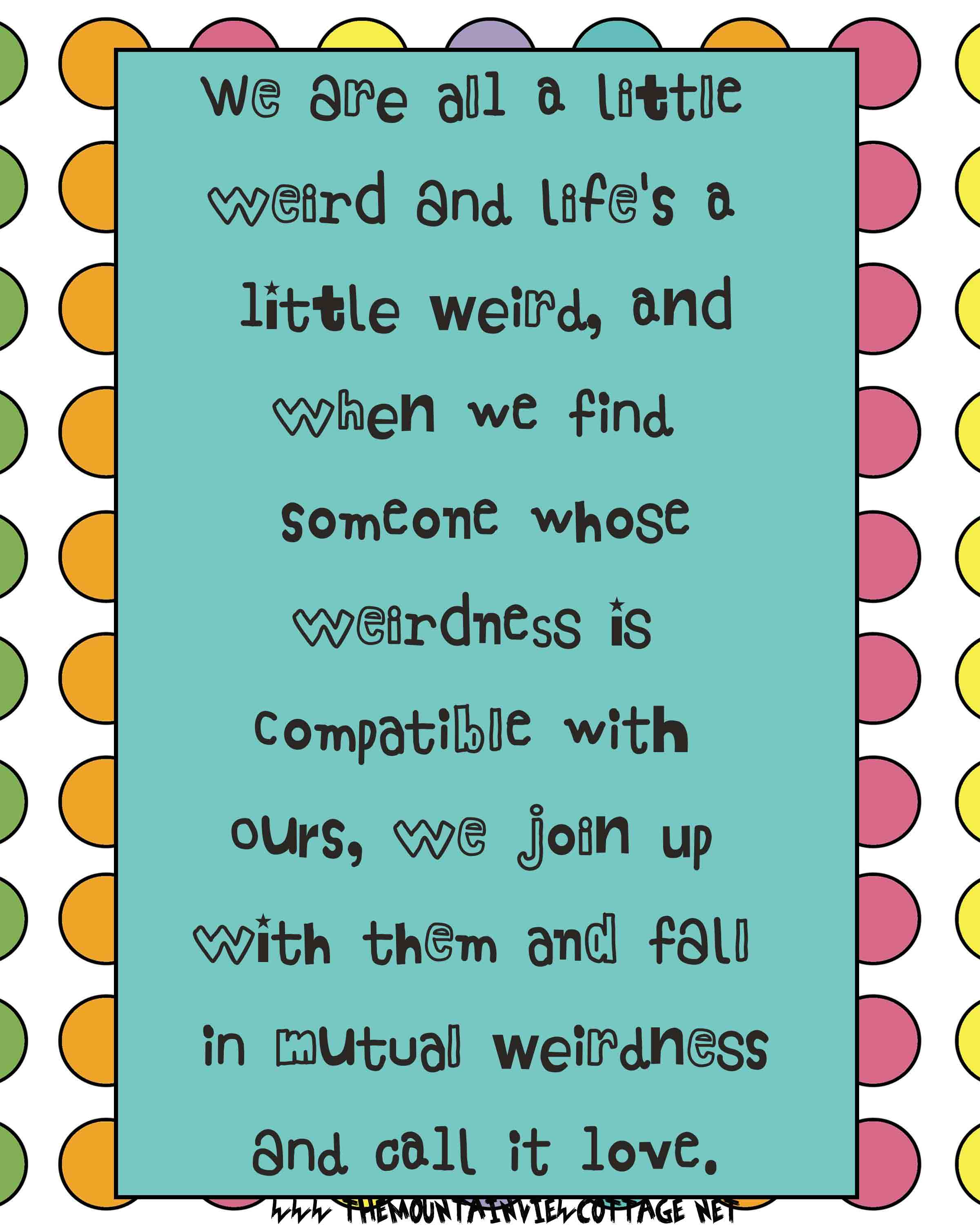 Dr.Seuss quotes weird-Weird quotes-funny quotes-being weird quotes