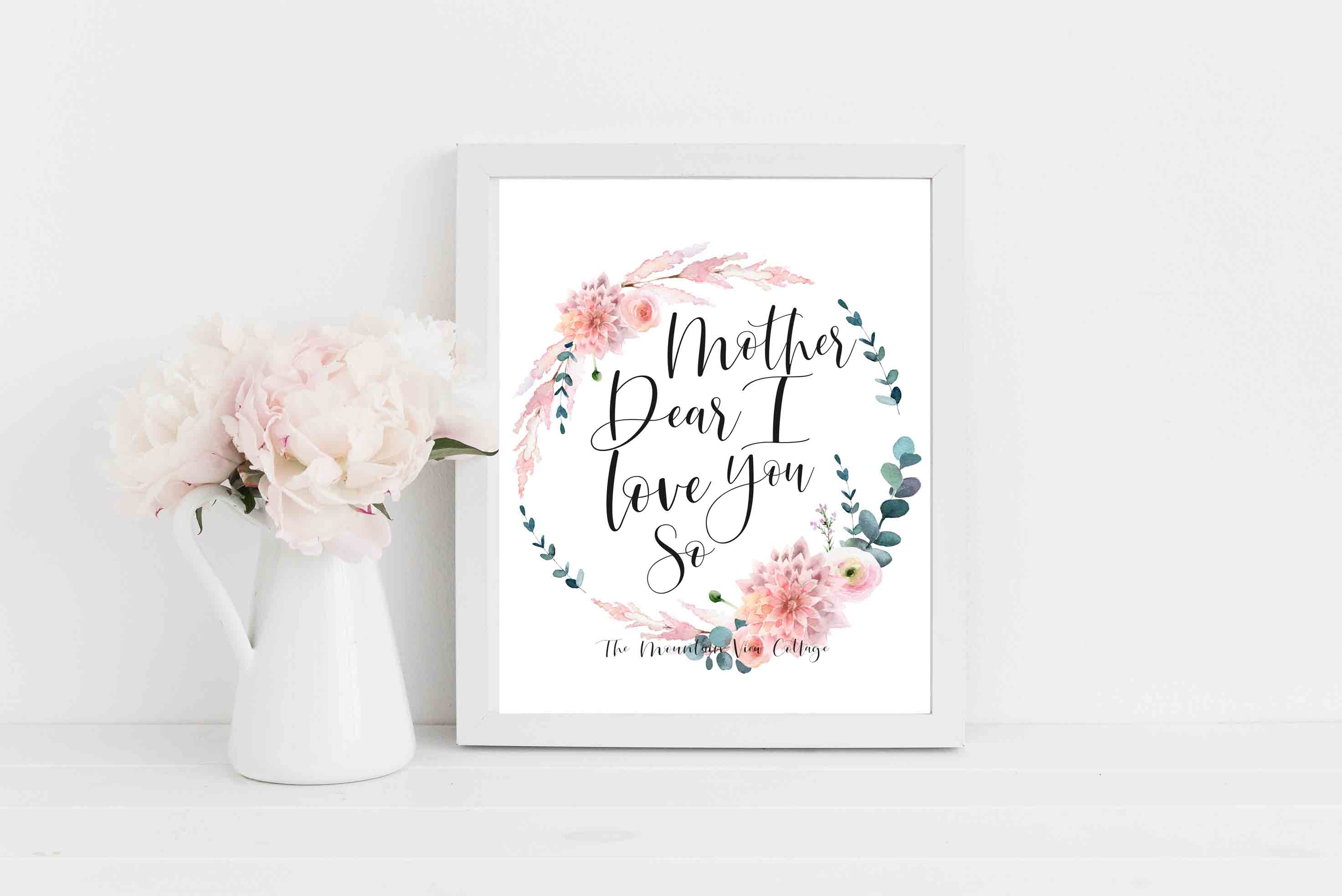 26 Mom Quotes With Beautiful Images The Mountain View Cottage