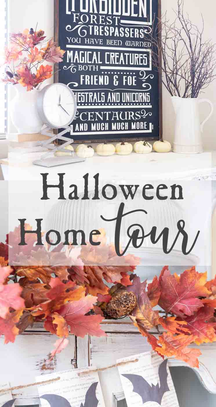 Indoor halloween Decorations-Cheap Halloween Decor Ideas-Halloween Home tour